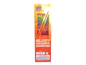1003 - MORNING GLORY SPARKLERS - 15 GROSS PACKS