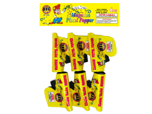 1209 - MAGNUM PISTOL POPPER - 6 PACK BAG
