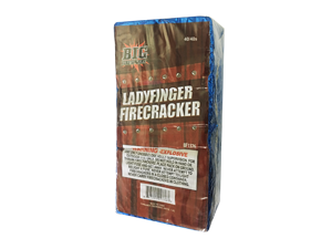1376 - SUPERCHARGED LADY FINGER CRACKERS