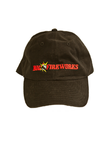 1439.1 - BIGFIREWORKS FITTED HAT - M/L