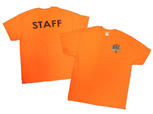 1448.1 - T-SHIRT STAFF - SMALL