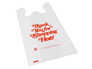 1453 - SMALL SHOPPING THANK YOU BAG