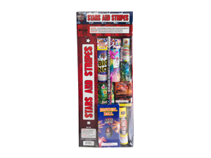146 - STARS AND STRIPES ASSORTMENT