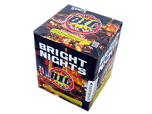 1668 - BRIGHT NIGHTS