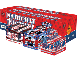 20249 - POLITICALLY INCORRECT - 3 pack