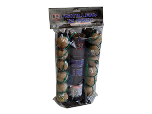 2029 - 12 PACK BAG ARTILLERY SHELL