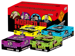 20296 - MOBBED UP ASSORTMENT COLOR BOX