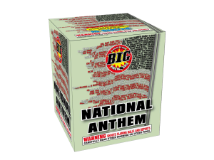 2929 - NATIONAL ANTHEM