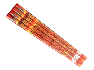 3080 - 10 BALL ROMAN CANDLE W/TAIL