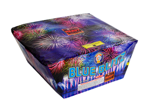 BP2143 - BLUE BLITZ 80 SHOTS