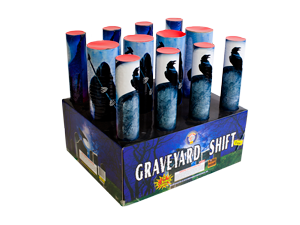 BP2481 - GRAVEYARD SHIFT 12 SHOTS