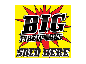 3823 - 10 x 12 BIG FIREWORKS SUPER SIZE BANNER SOLD HERE