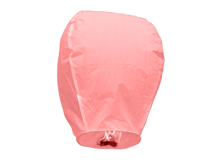 3827 - PINK SKY LANTERNS SOLID PACK