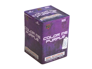 3854 - COLOR ME PURPLE