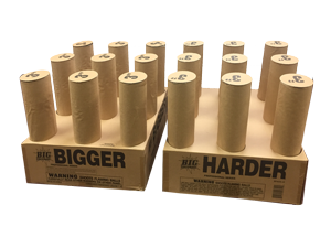 4035 - BIGGER / HARDER ASSORTED 3