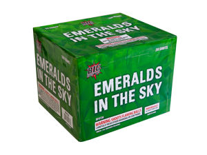 4136 - EMERALDS IN THE SKY