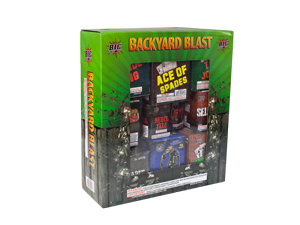 4143 - BACKYARD BLAST 200 GRAM AERIAL ASSORTMENT