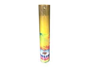 4163 - COLOR POWDER CANNON - YELLOW