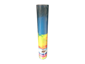 4164 - COLOR POWDER CANNON - BLUE
