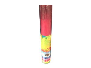 4169 - COLOR POWDER CANNON - RED
