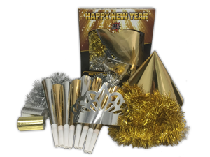 4190 - NEW YEAR PARTY PACK