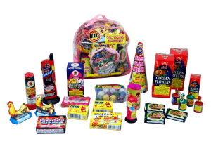 51 - GIRLS BACKPACK - ASSORTMENT