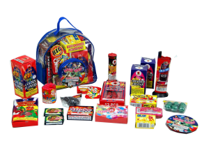 52 - BOYS BACKPACK - ASSORTMENT
