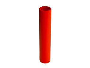 6104 - HDPE PLUGGED TUBE NO BASE