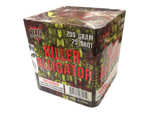 716 - KILLER ALLIGATOR