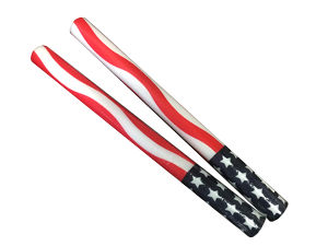 7422 - AMERICAN FLAG LED FOAM STICK