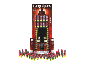954 - HERCULES ARTILLERY ASSORTMENT