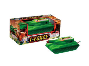 BP7131 - T-FORCE TANK
